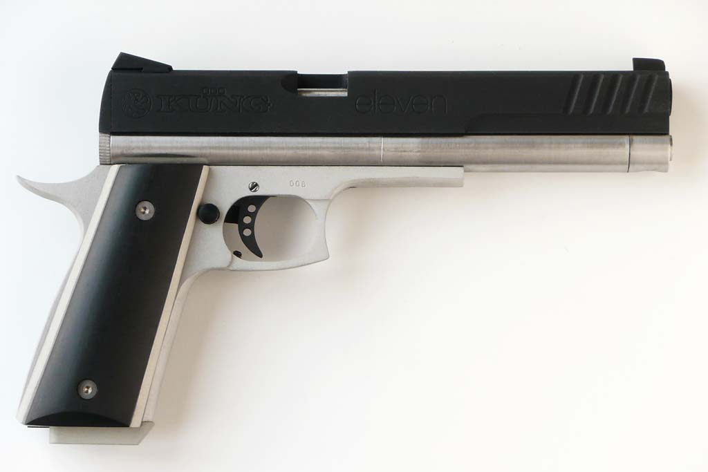 The Airgunner › Another Exotic Pistol from Kueng Airguns