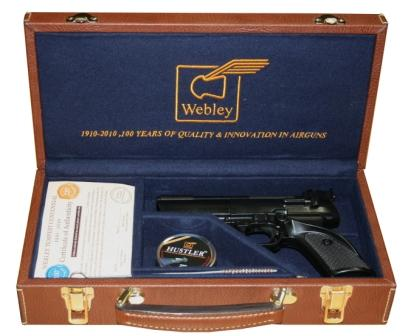 webley tempest made in england